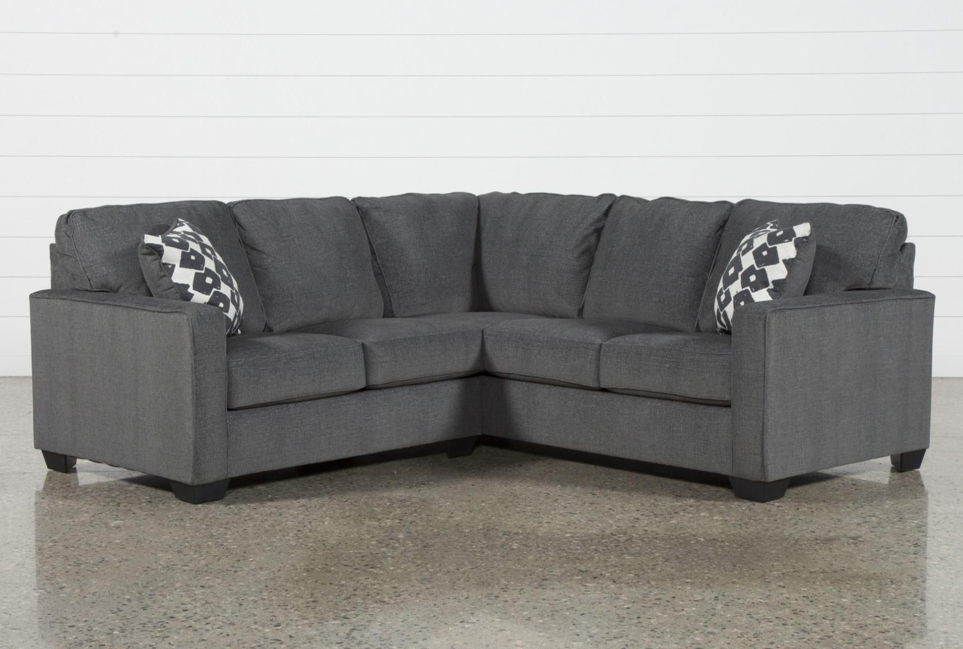 Turdur 2 Piece Sectional W/laf Loveseat In 2018 | Products with Elm Grande Ii 2 Piece Sectionals (Image 26 of 30)