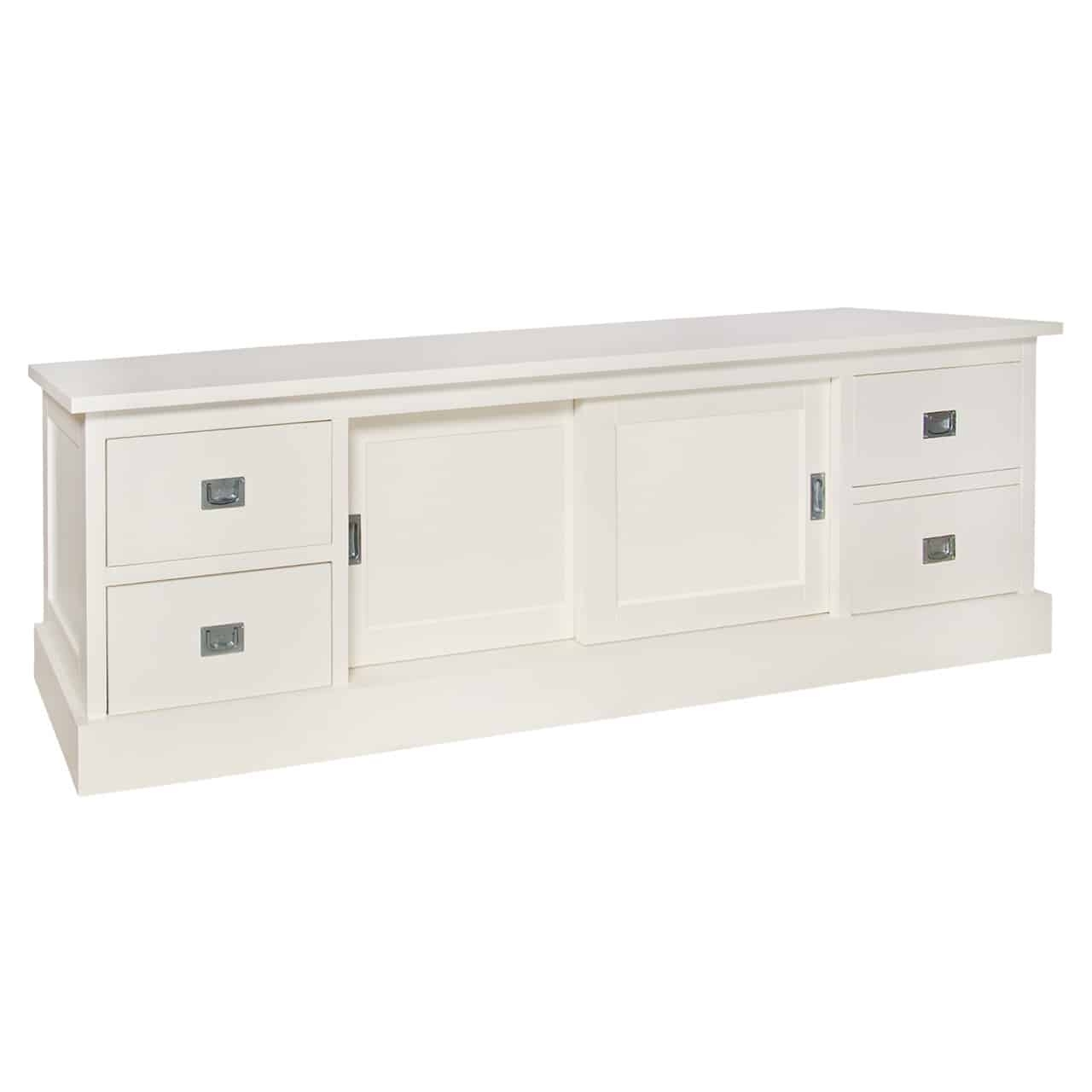 Tv Dresser Tobi 2-Sliding 4-Load – Richmond Interiors Official Home Page intended for Tobias 4 Door Sideboards (Image 29 of 30)
