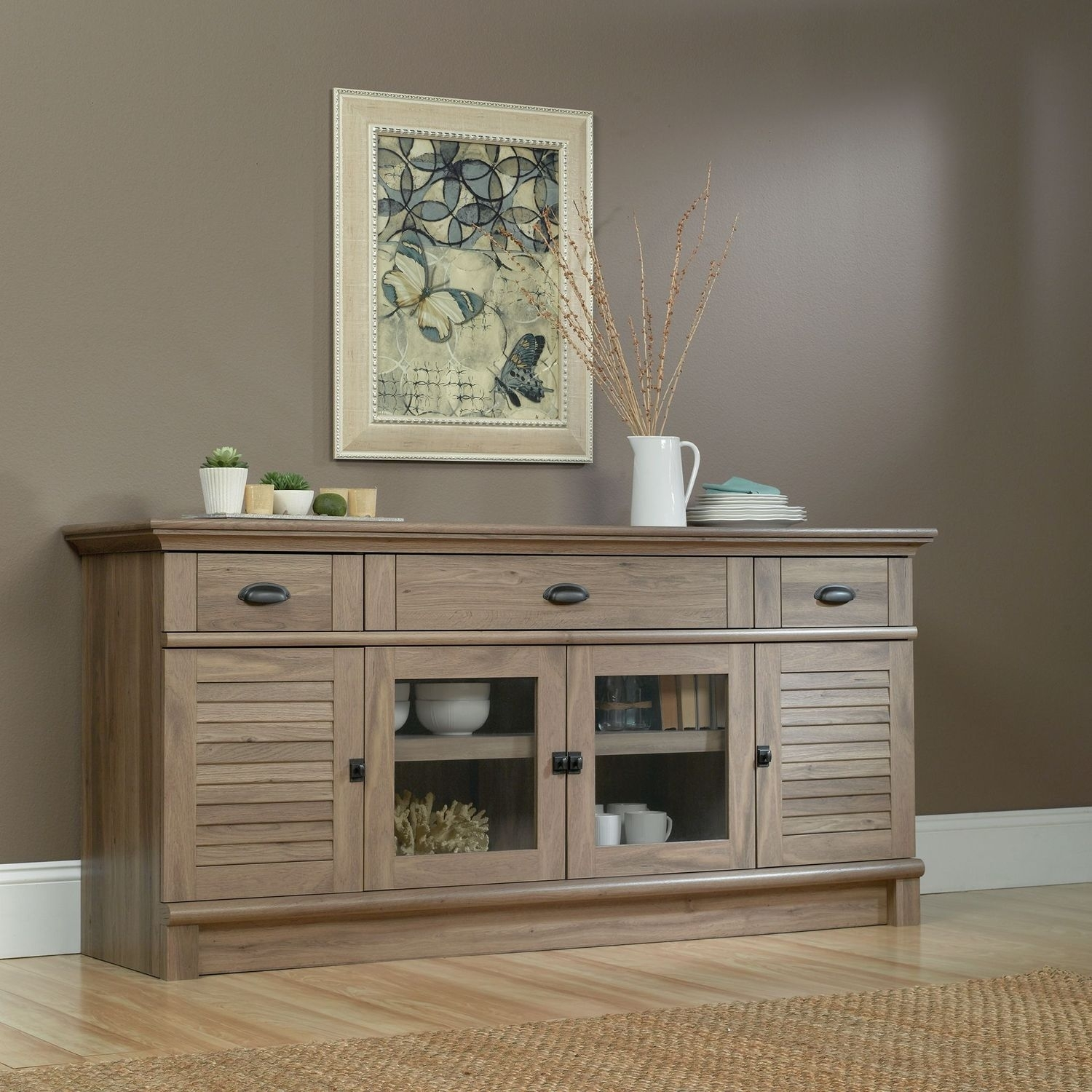 Tv Stands & Media Centers | Levin Furniture within Mid Burnt Oak 71 Inch Sideboards (Image 27 of 30)