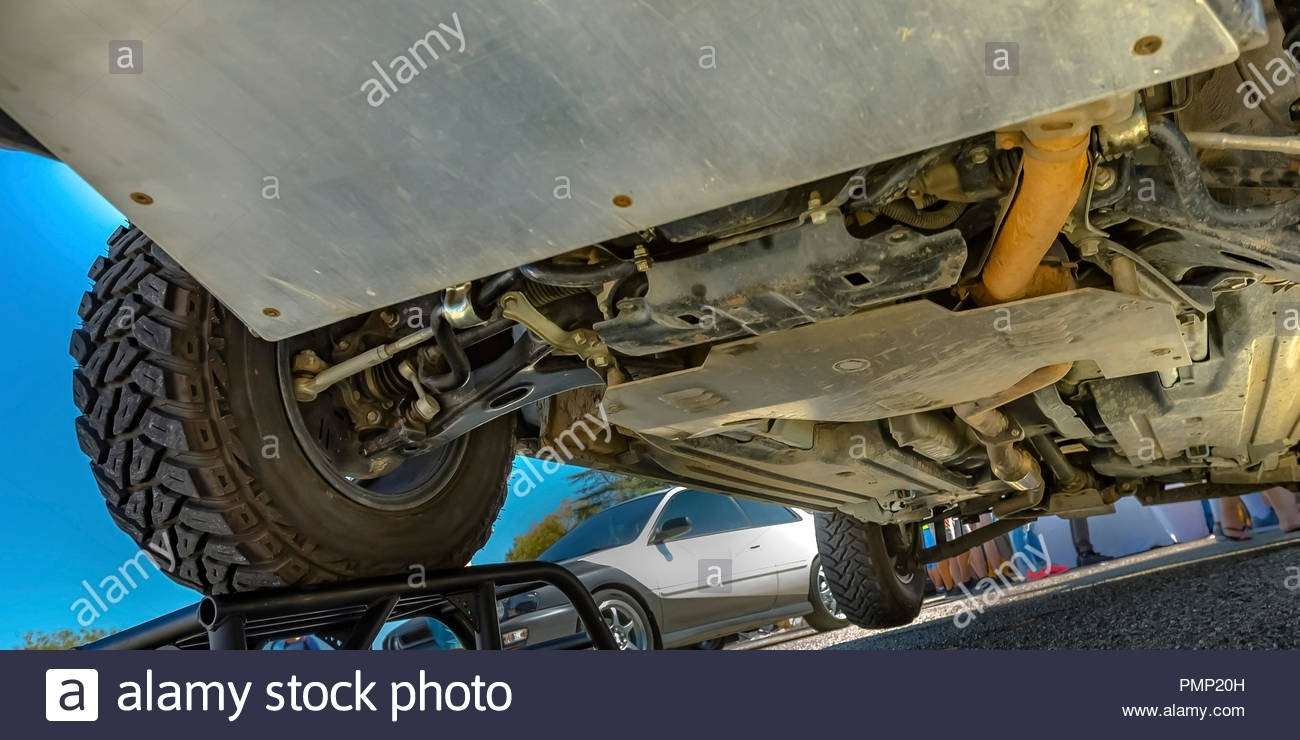 Under Chassis Stock Photos & Under Chassis Stock Images - Alamy intended for Yamal Wheeled Sideboards (Image 18 of 22)