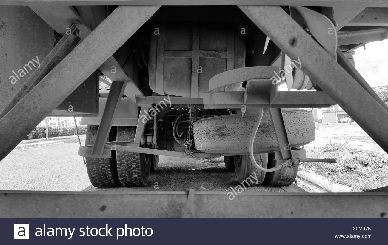 Under Chassis Stock Photos & Under Chassis Stock Images - Alamy throughout Yamal Wheeled Sideboards (Image 20 of 22)