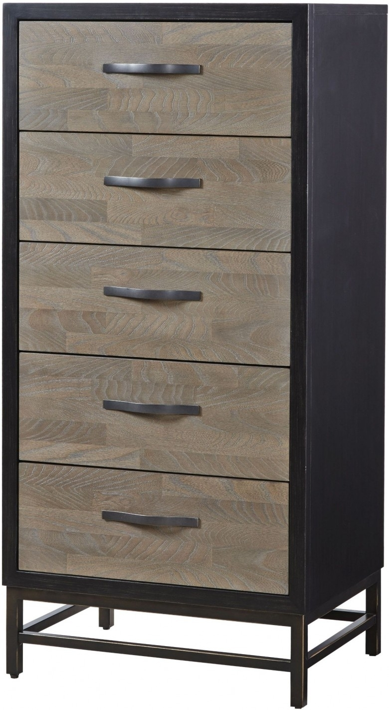 Universal Curated Chalkboard Narrow Chest - Curated Collection: 6 inside Mandara 3-Drawer 2-Door Sideboards (Image 30 of 30)