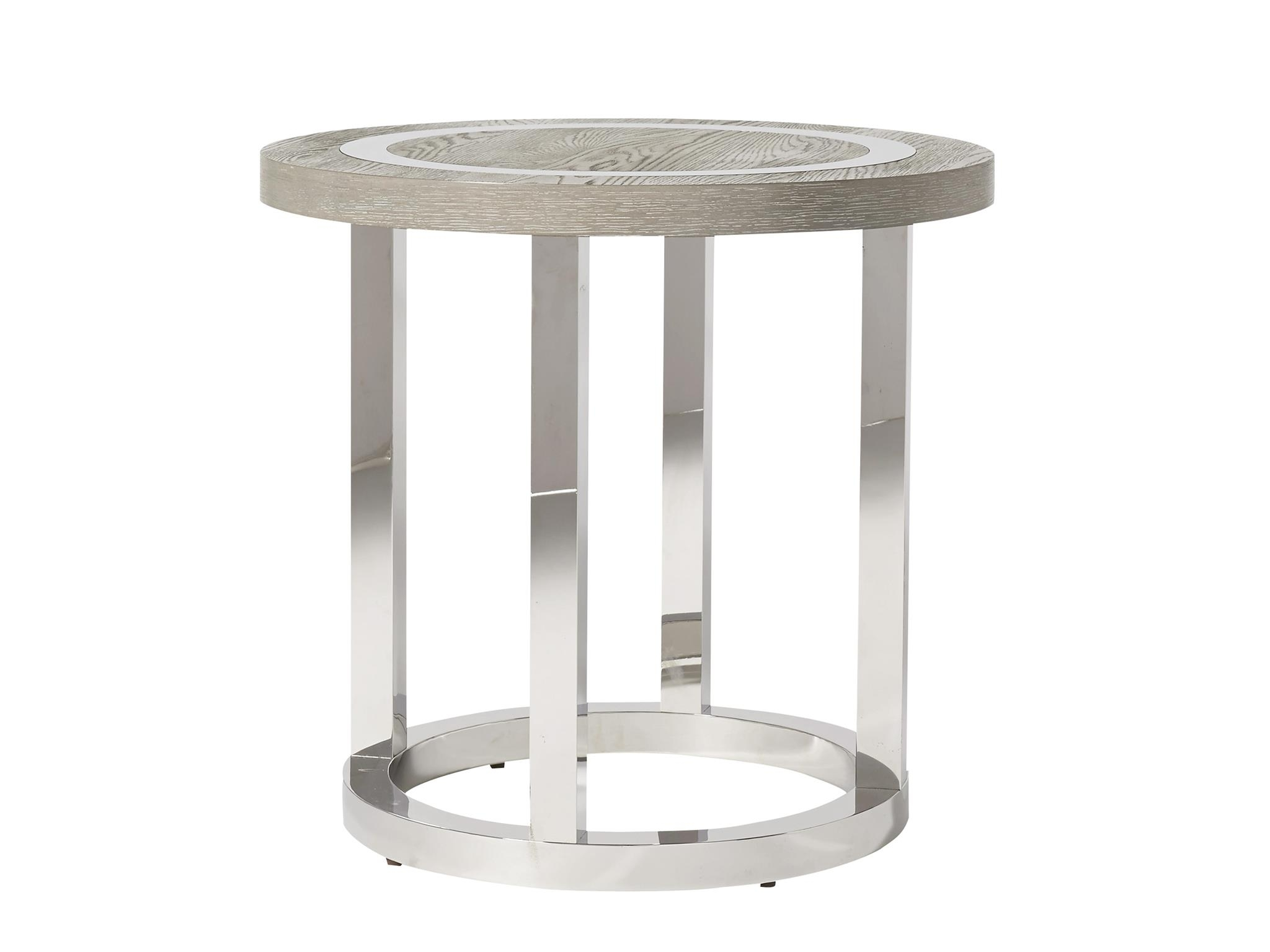 Universal Furniture | Modern | Wyatt Round End Table intended for Wyatt Sideboards (Image 16 of 30)