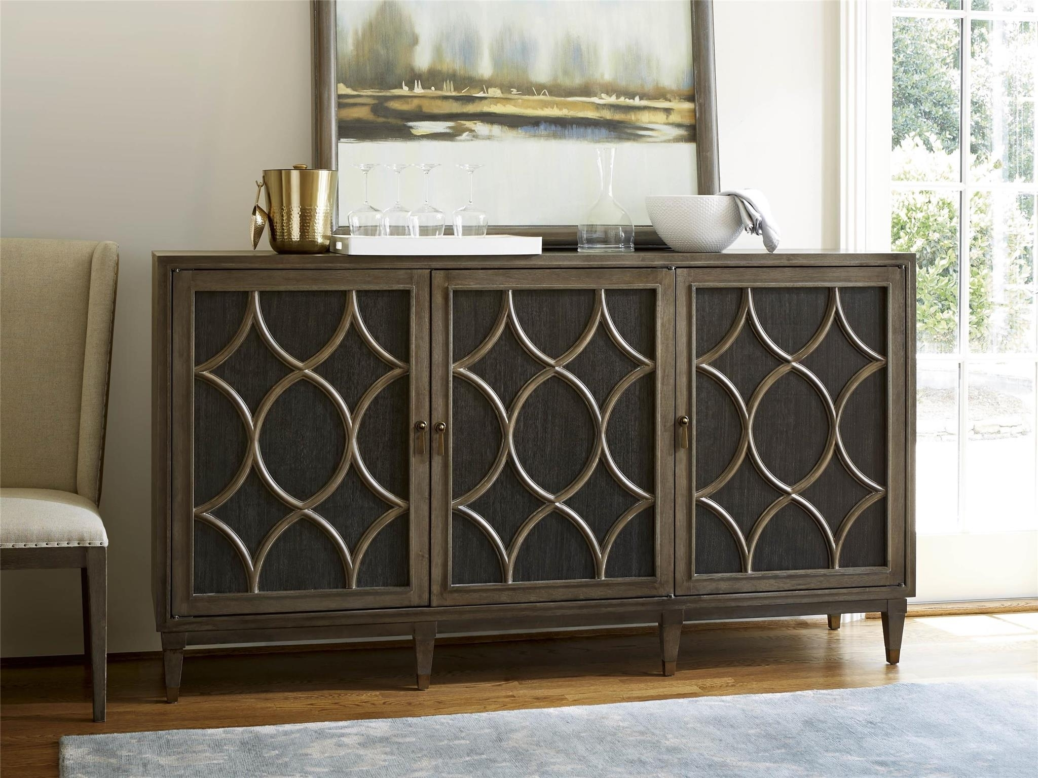 Universal Furniture | Playlist | Sideboard Inside Iron Sideboards (View 28 of 30)