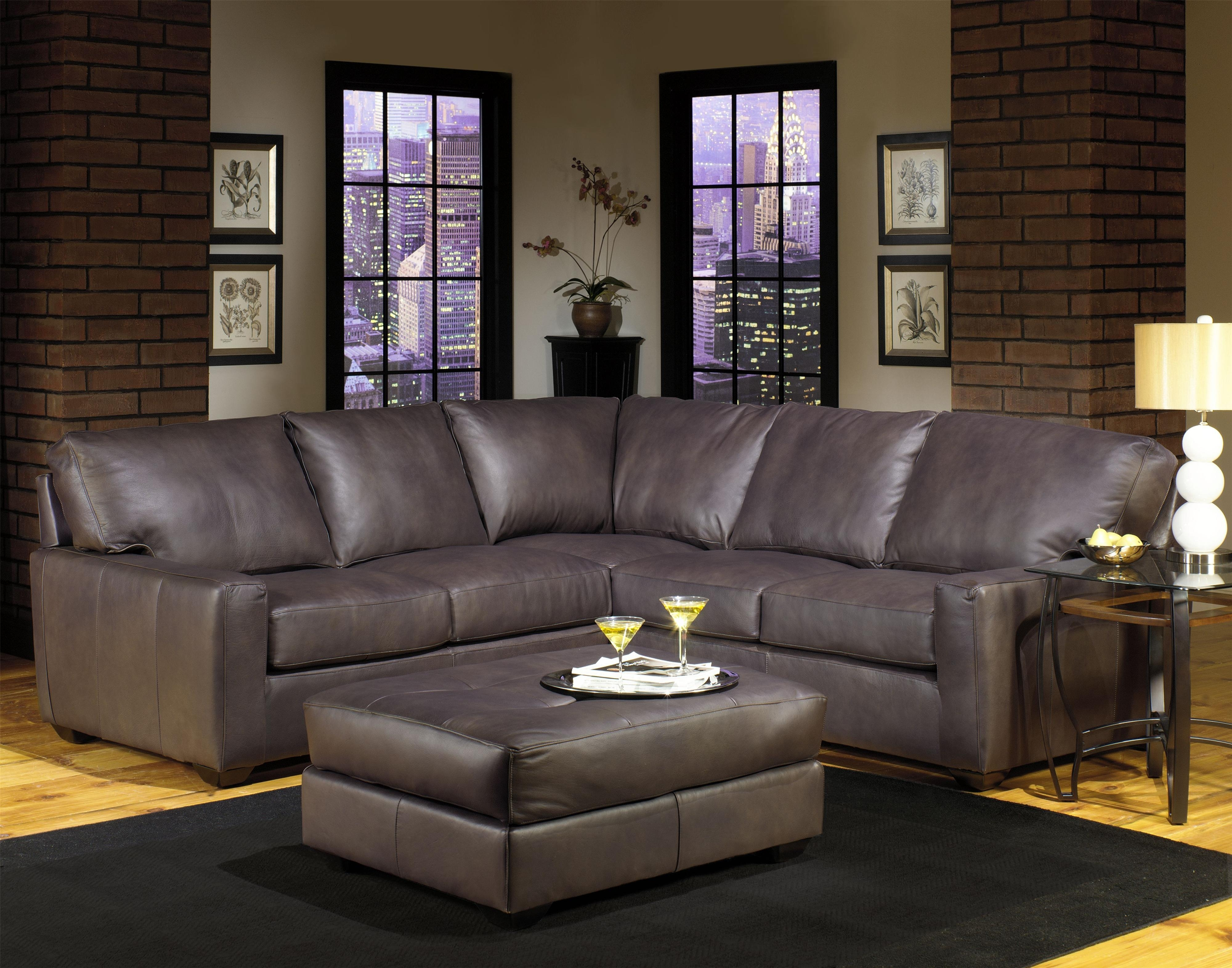 Usa Premium Leather Sectionals | Bellingham, Ferndale, Lynden, And regarding Blaine 3 Piece Sectionals (Image 30 of 30)