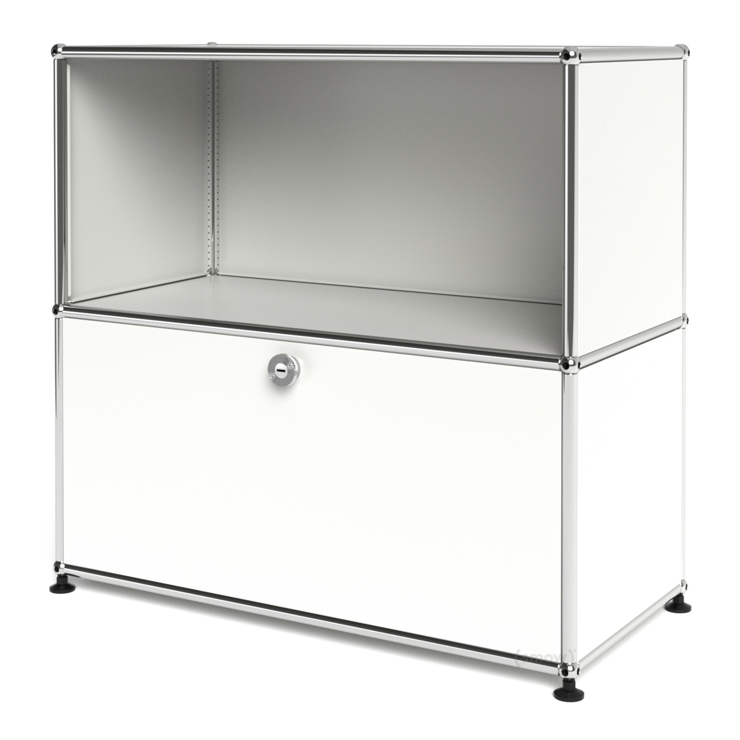 Usm Haller Sideboard M With 1 Drop-Down Doorfritz Haller & Paul pertaining to Girard 4 Door Sideboards (Image 26 of 30)