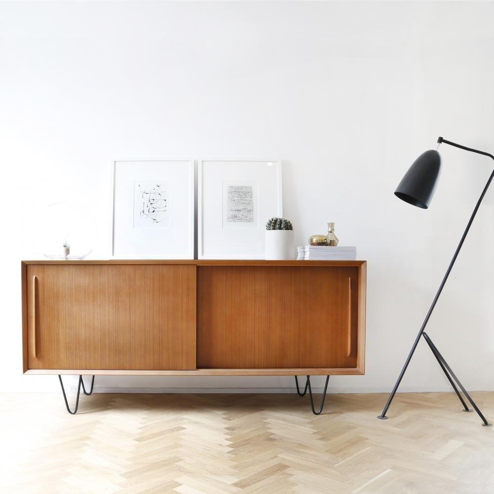 Vintage-Anrichte | Dream House | Pinterest | Living Room, Sideboard within Leven Wine Sideboards (Image 29 of 30)