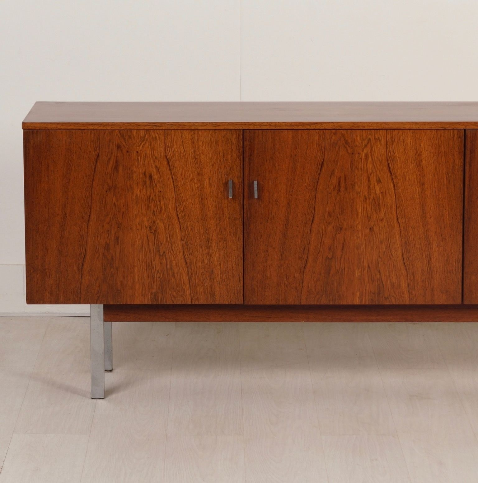 Vintage Sideboard Made Of Rosewood, 1960S - Ztijl Design throughout Vintage Brown Textured Sideboards (Image 25 of 30)