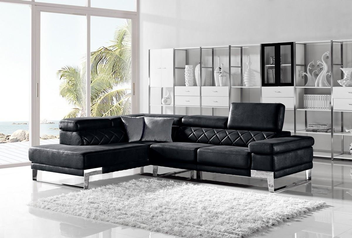 Wade Logan Alsatia Sectional | Wayfair With Declan 3 Piece Power Reclining Sectionals With Left Facing Console Loveseat (Photo 13 of 30)