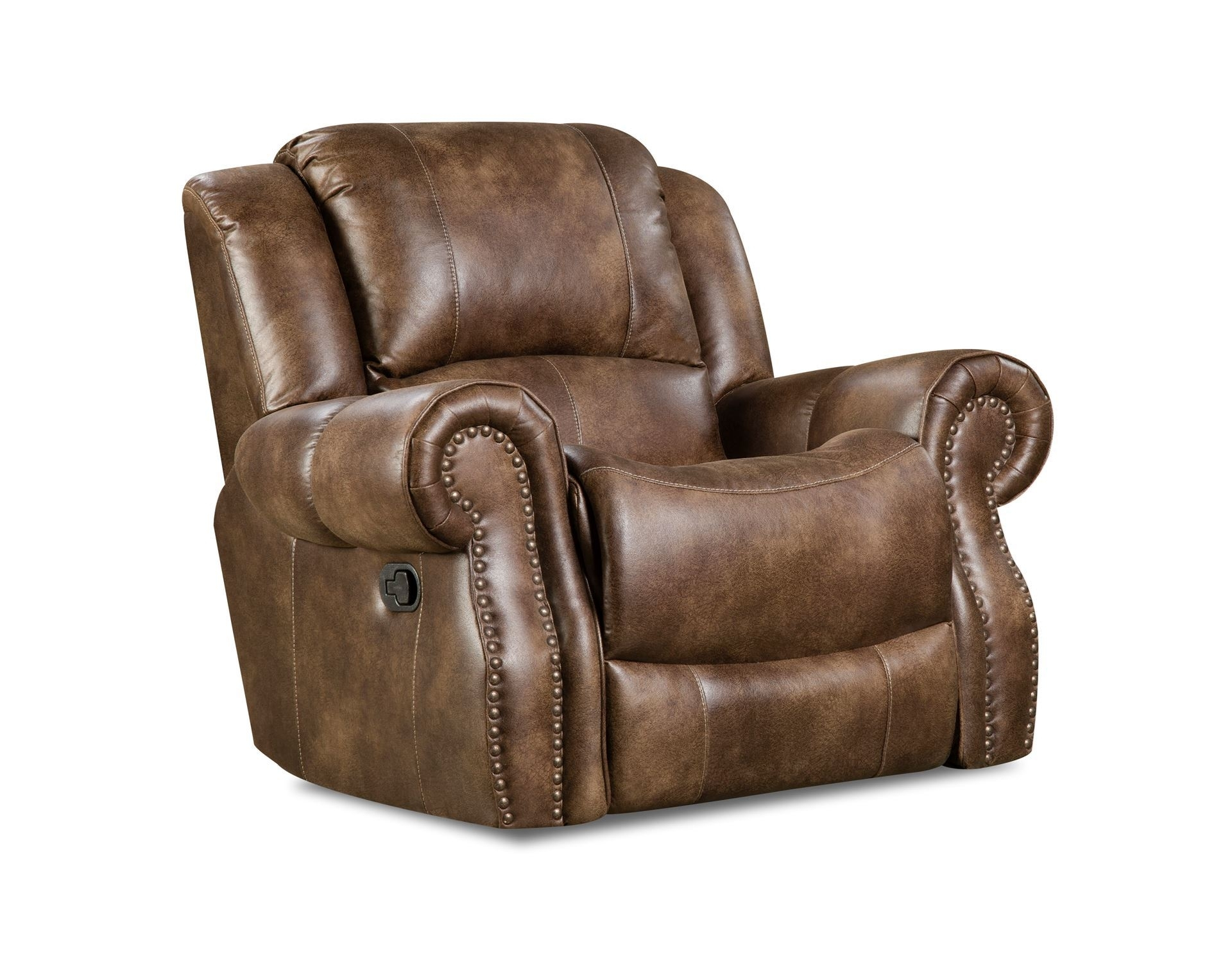 Waylon - Mocha Rocker Recliner | Kimbrells Furniture with regard to Waylon 3 Piece Power Reclining Sectionals (Image 22 of 30)