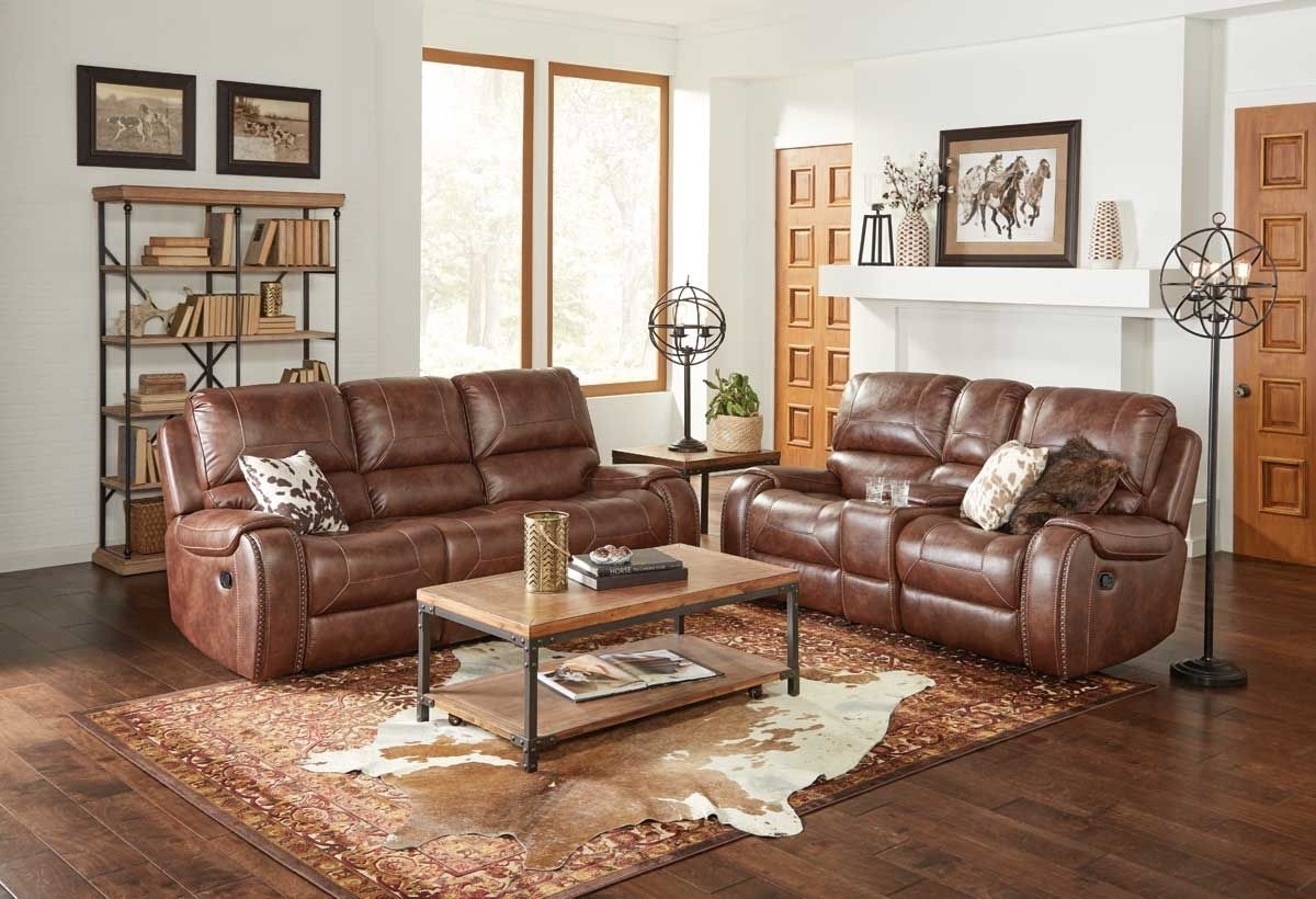 Waylon Reclining Sofa | Badcock &more throughout Waylon 3 Piece Power Reclining Sectionals (Image 30 of 30)