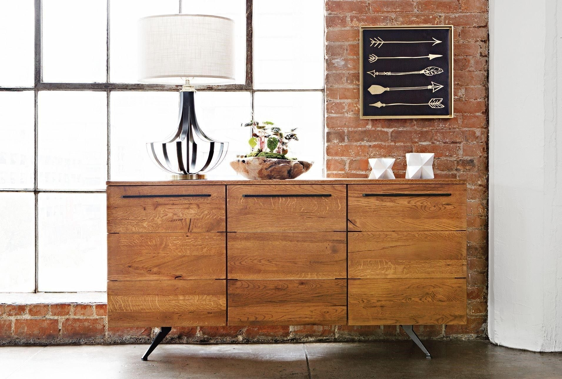 Weaver Buffet | Buffet, Joanna Gaines And Magnolia Within Teagan Sideboards (Photo 8 of 30)