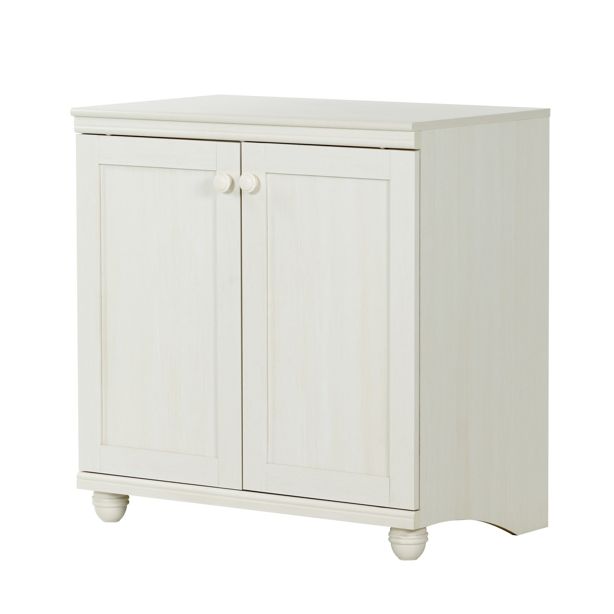 Whitewash Cabinet | Wayfair Within White Wash 4 Door Sideboards (Photo 26 of 30)