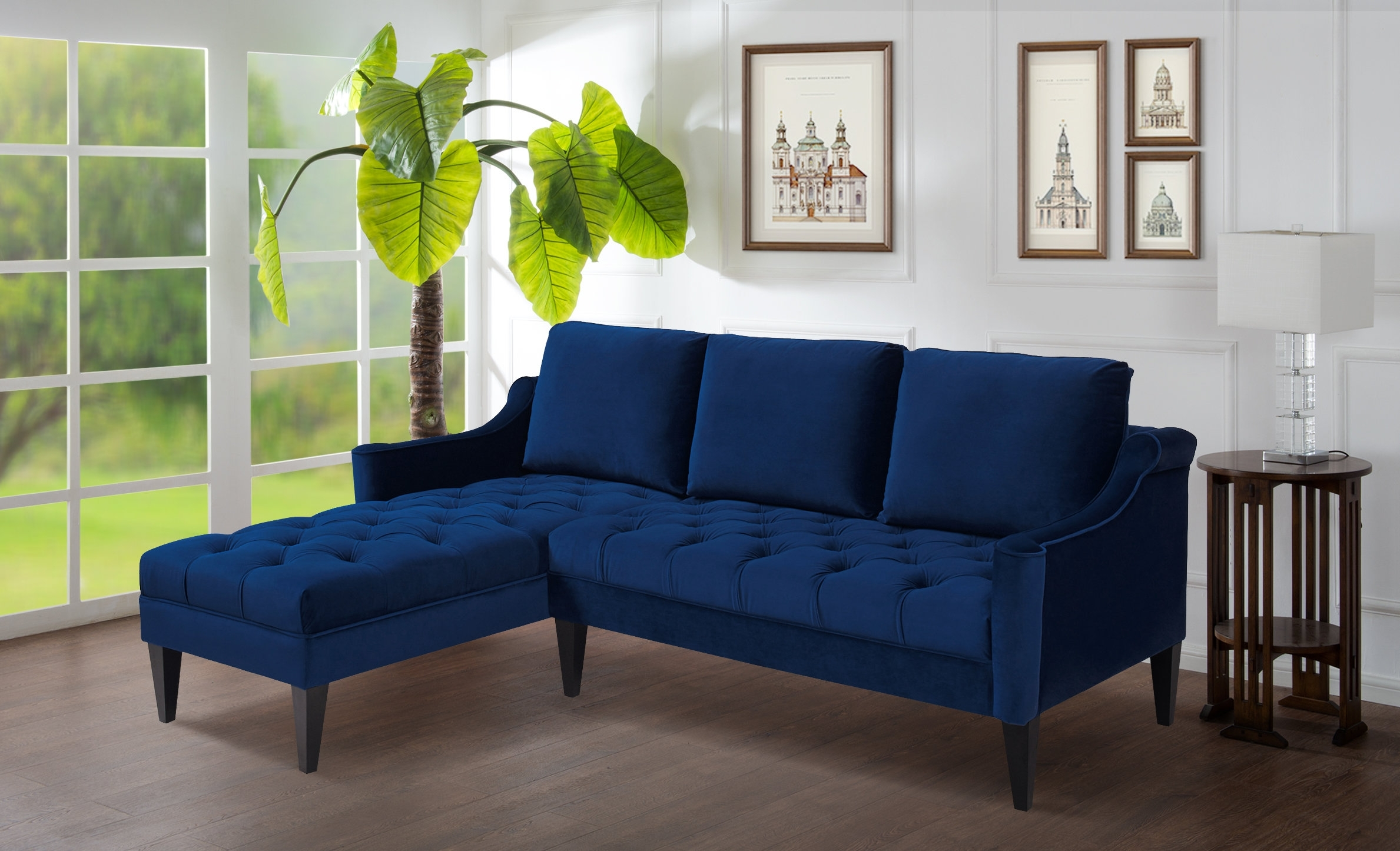 Willa Arlo Interiors Pamila Reversible Sectional & Reviews | Wayfair Regarding Collins Sofa Sectionals With Reversible Chaise (View 29 of 30)