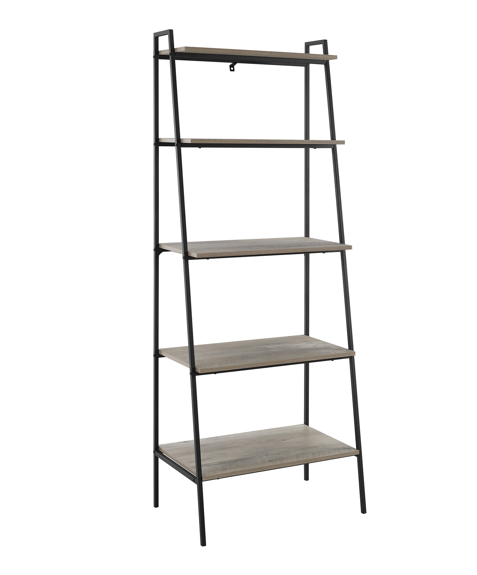 Williston Forge Calhoun Metal And Wood Ladder Bookcase & Reviews With Calhoun Sideboards (Photo 21 of 30)