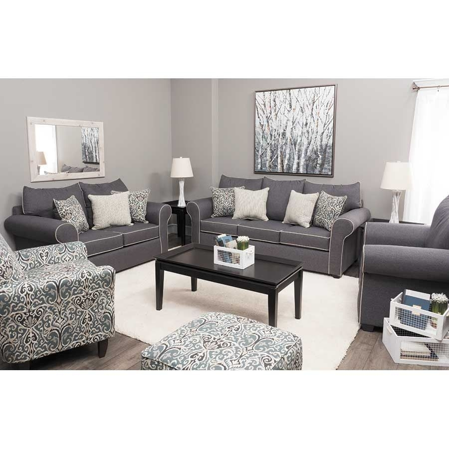 Winchester Gray Sofa | Colors And Accents For Living Room throughout Nico Grey Sectionals With Left Facing Storage Chaise (Image 30 of 30)
