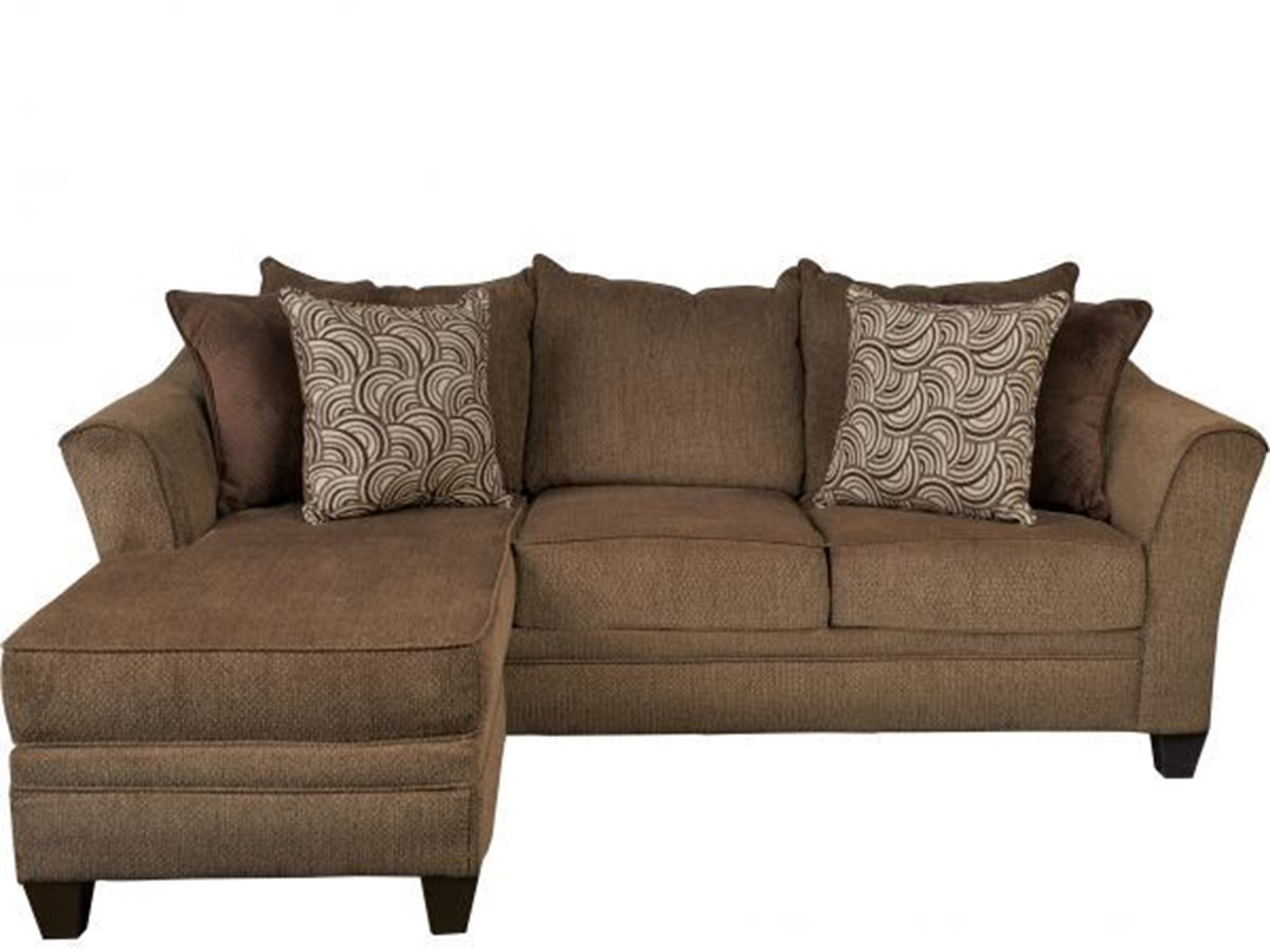 Zander Sofa Chaise | Walker Furniture Las Vegas inside Collins Sofa Sectionals With Reversible Chaise (Image 30 of 30)
