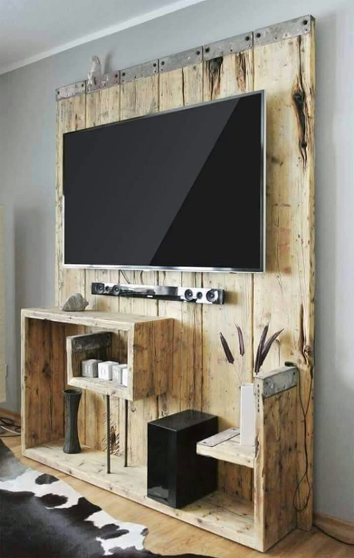 17 Diy Entertainment Center Ideas And Designs For Your New Home Inside Cato 60 Inch Tv Stands (View 15 of 30)