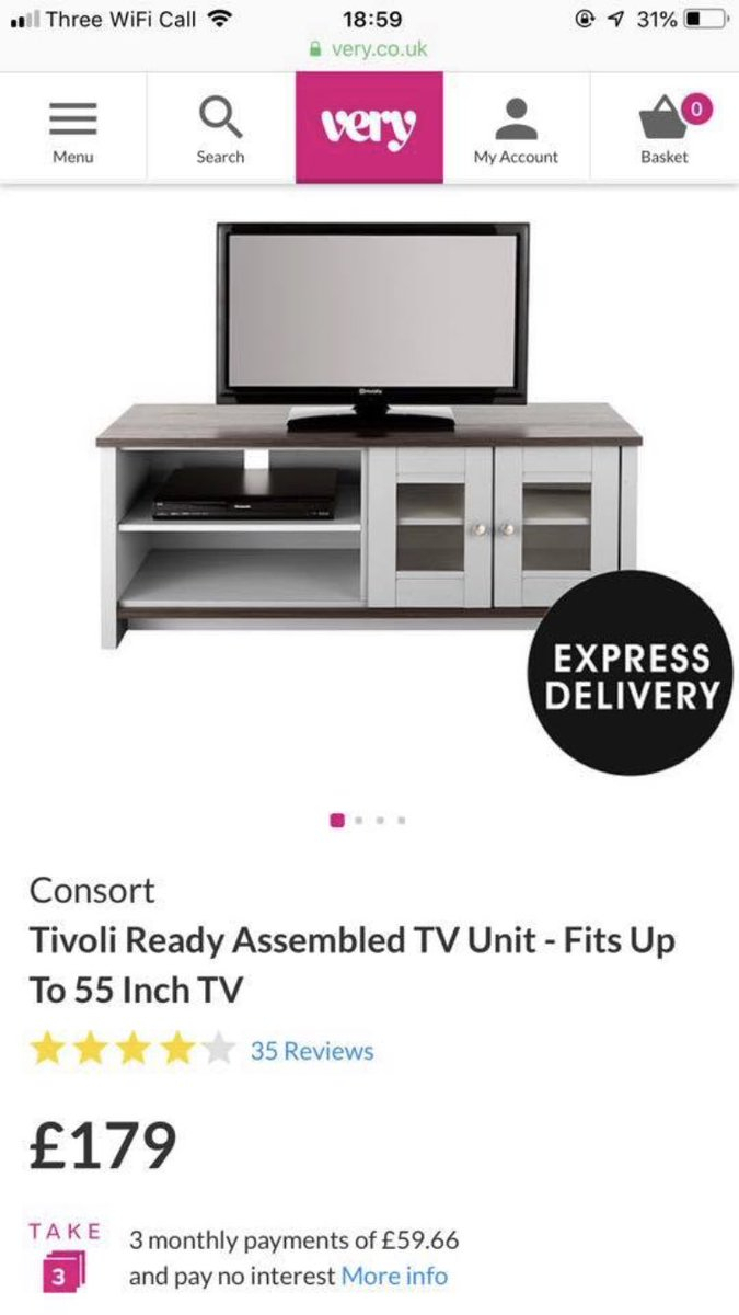 179,90 Hashtag On Twitter with regard to Casey Grey 66 Inch Tv Stands (Image 1 of 30)