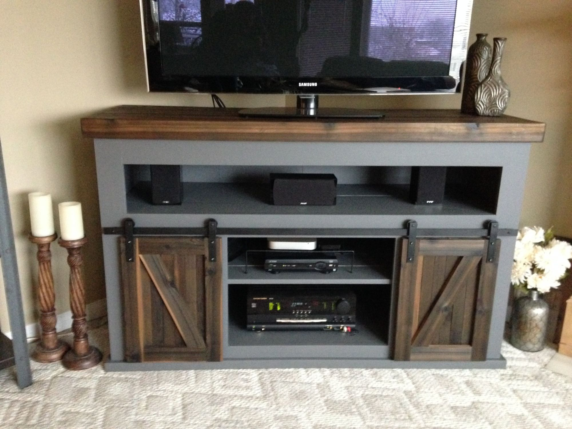 19 Amazing Diy Tv Stand Ideas You Can Build Right Now | Furniture Intended For Laurent 70 Inch Tv Stands (View 14 of 30)