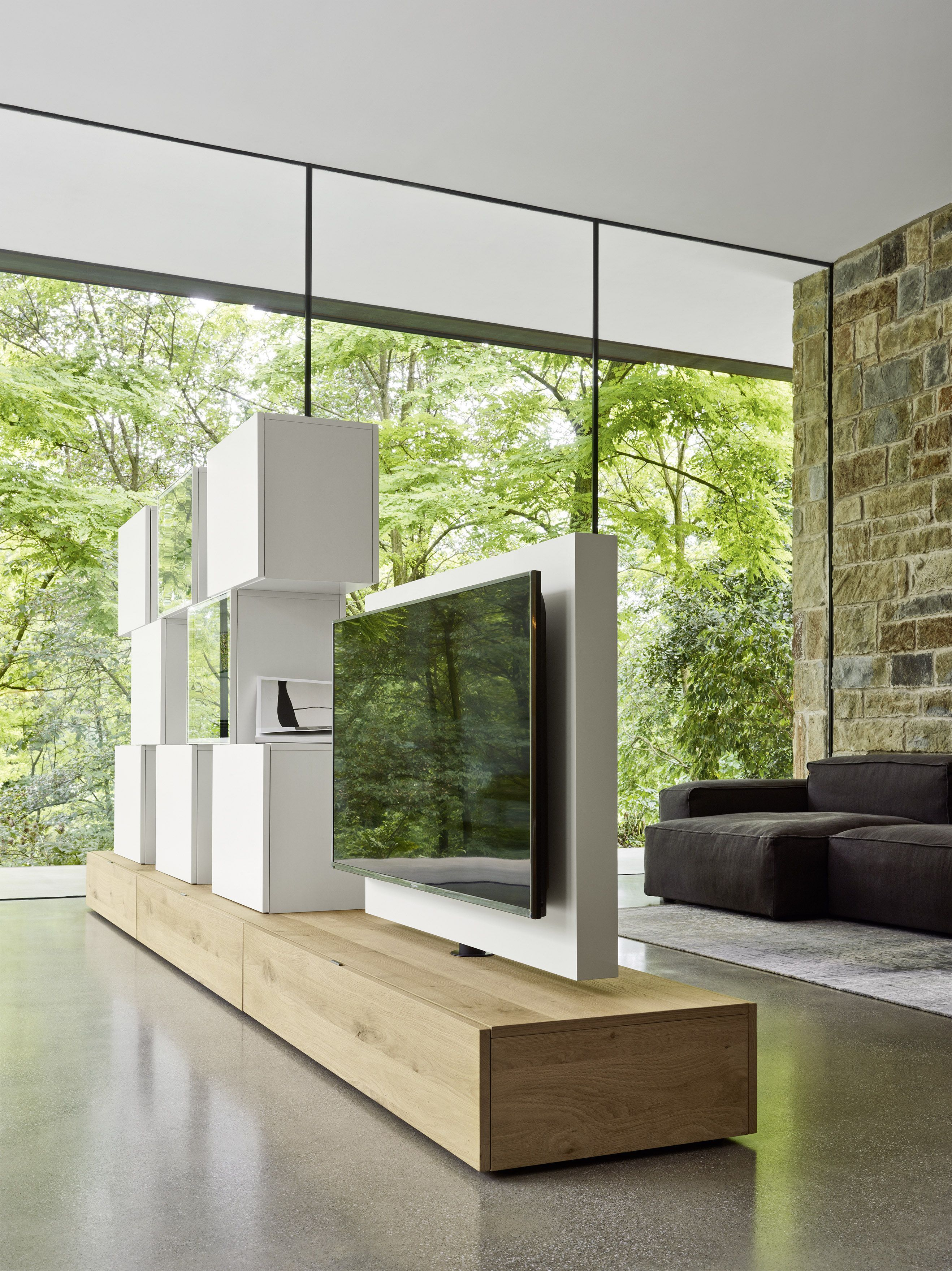 20+ Best Tv Stand Ideas & Remodel Pictures For Your Home | Churchst Within Willa 80 Inch Tv Stands (Photo 28 of 30)