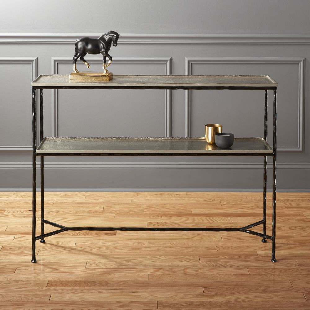 20 Crate And Barrel Remi Bookcase   Pravaahnews Within Elke Marble Console Tables With Brass Base (Photo 20 of 30)