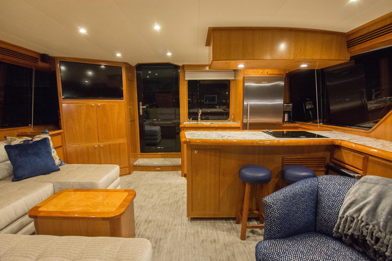 2018 New Mikelson Luxury Sportfisher Sports Fishing Boat For Sale Regarding Mikelson Media Console Tables (Gallery 9 of 30)