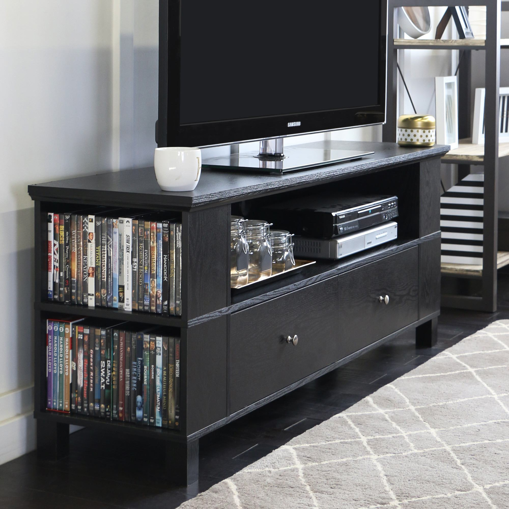 21 Newest Tv Console For 65 Inch Tv For Living Room Decor intended for Jaxon 65 Inch Tv Stands (Image 3 of 30)