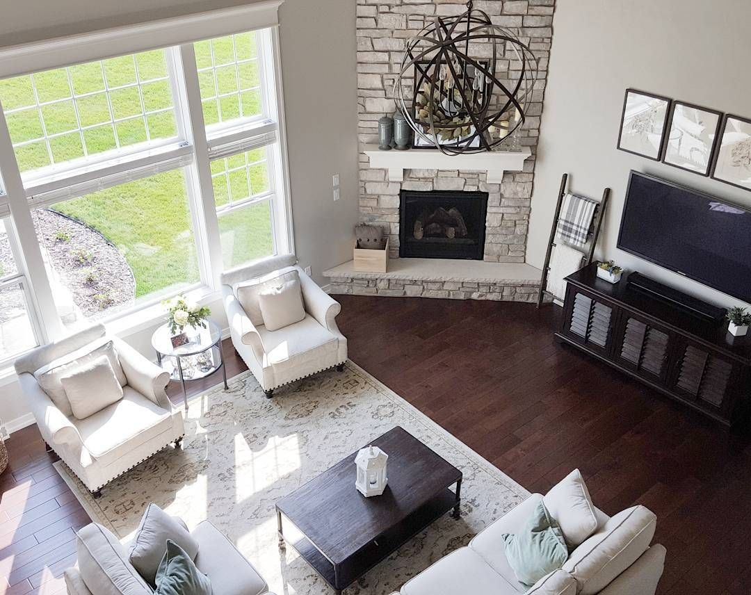 27+ Stunning Fireplace Tile Ideas For Your Home   Fire Place Throughout Kilian Grey 74 Inch Tv Stands (Photo 17 of 30)