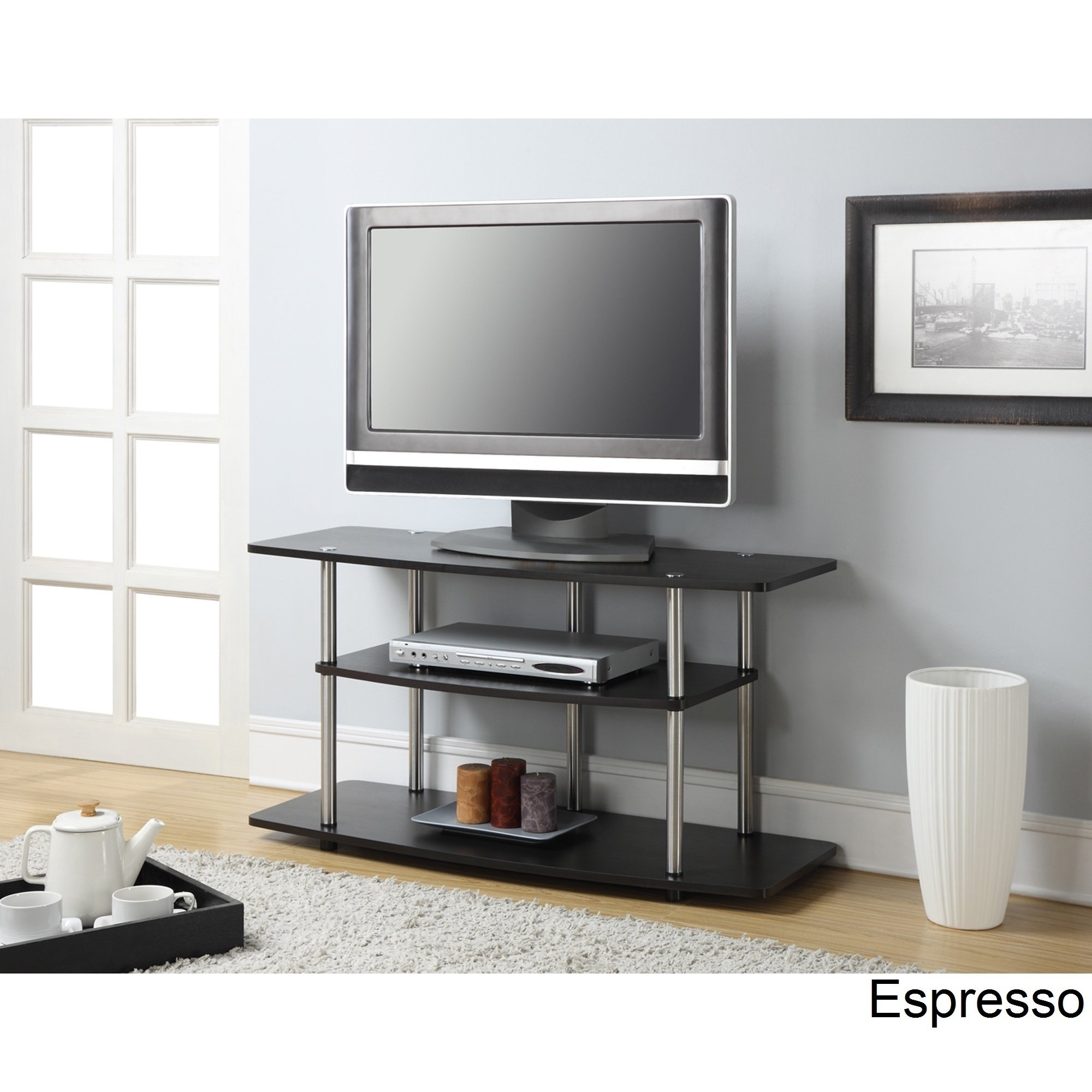 3 Tv Stands & Entertainment Centers For Less | Overstock For Rowan 45 Inch Tv Stands (Photo 15 of 30)