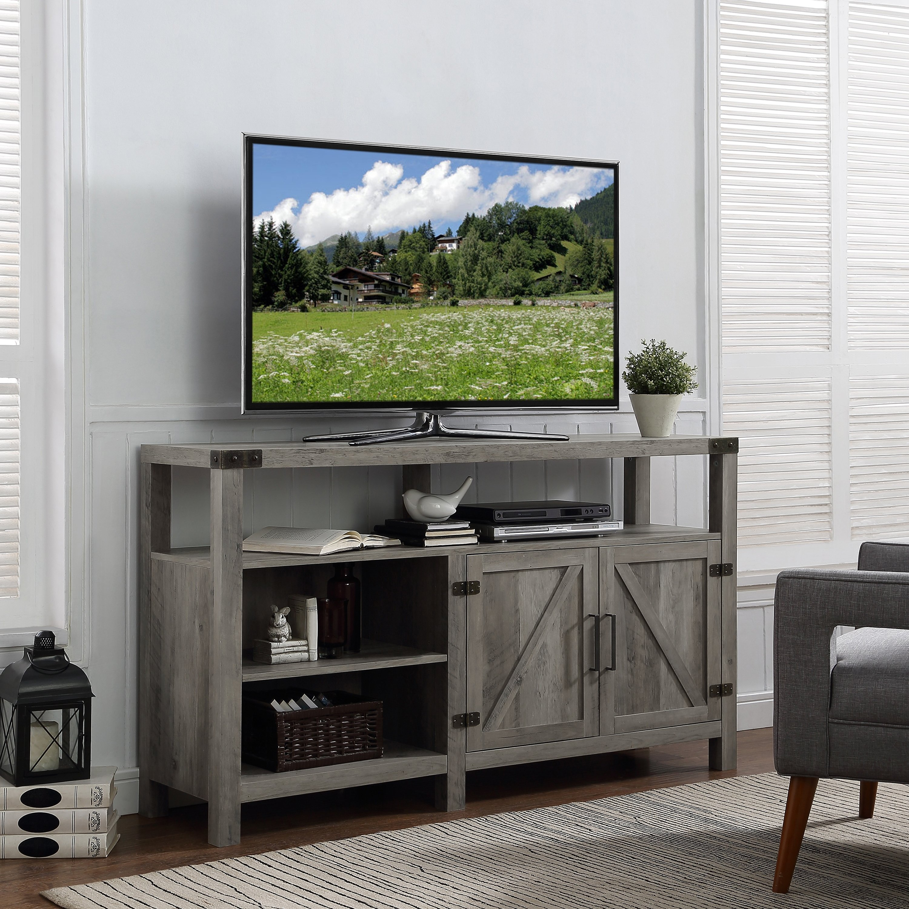 3 Tv Stands & Entertainment Centers For Less | Overstock With Rowan 45 Inch Tv Stands (Photo 14 of 30)