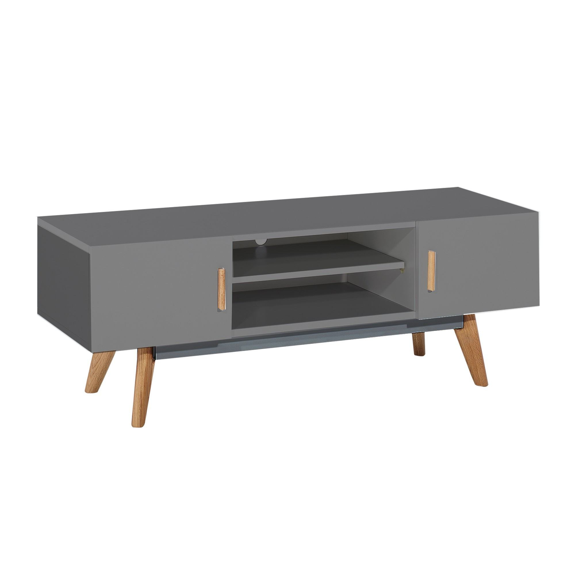 35 Creative Grey Tv Stand For Living Room Decor | Cakestandlady For Sinclair Grey 74 Inch Tv Stands (Photo 16 of 30)