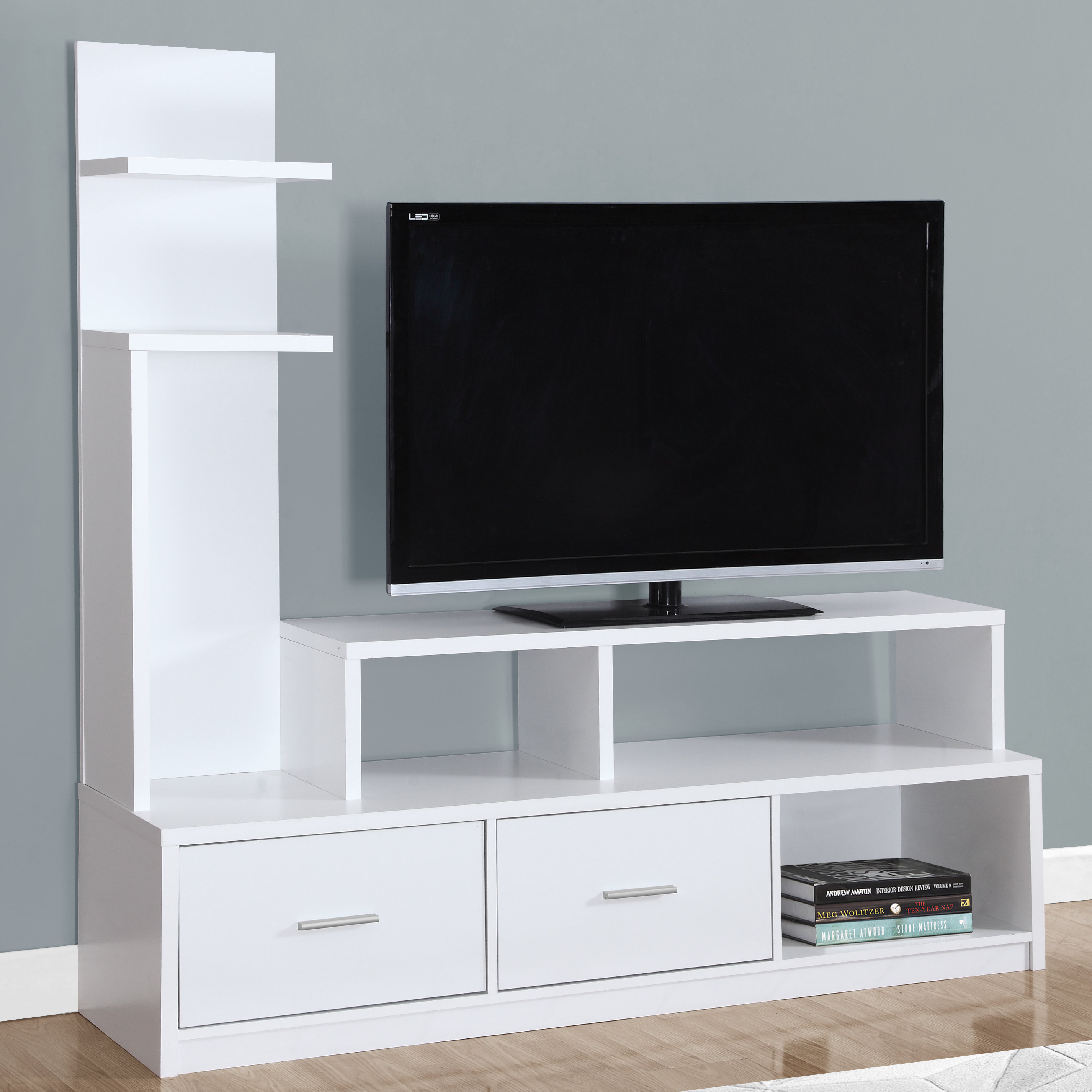 36 Inch Tall Tv Stand | Wayfair Within Edwin Black 64 Inch Tv Stands (Photo 11 of 30)