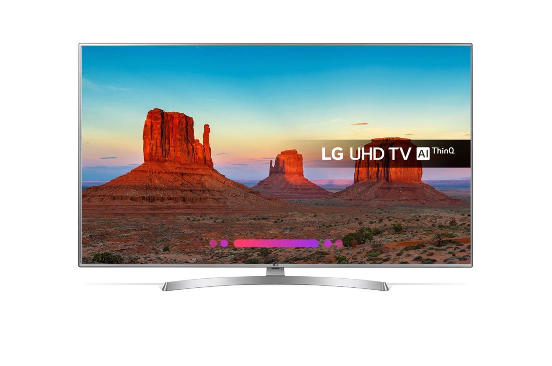 55 Inch Ultra Hd 4K Tv | 55Uk6950Plb | Lg Uk In Kenzie 60 Inch Open Display Tv Stands (Photo 28 of 30)