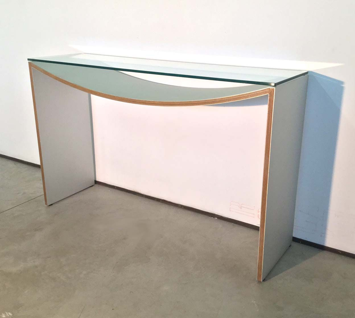 6 Console Side Tableversace For Sale At Pamono Half Round Regarding Echelon Console Tables (Photo 8 of 30)