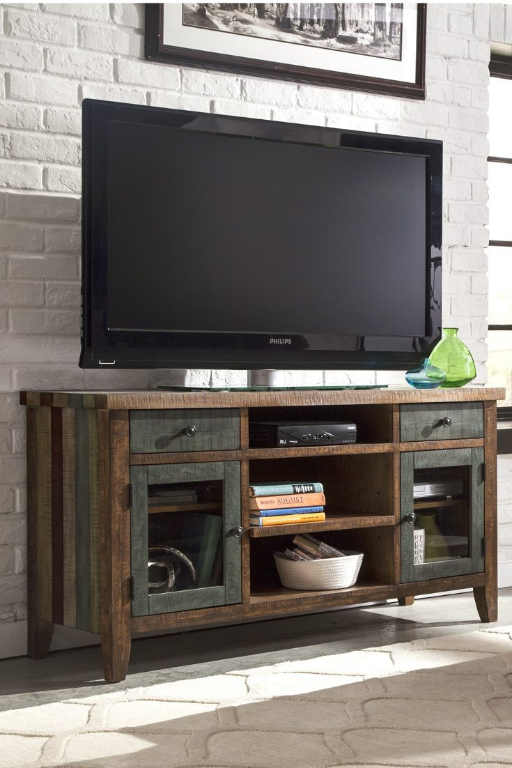 6 Tips For Buying A Great Tv Stand For Your Home – Overstock With Century White 60 Inch Tv Stands (View 21 of 30)