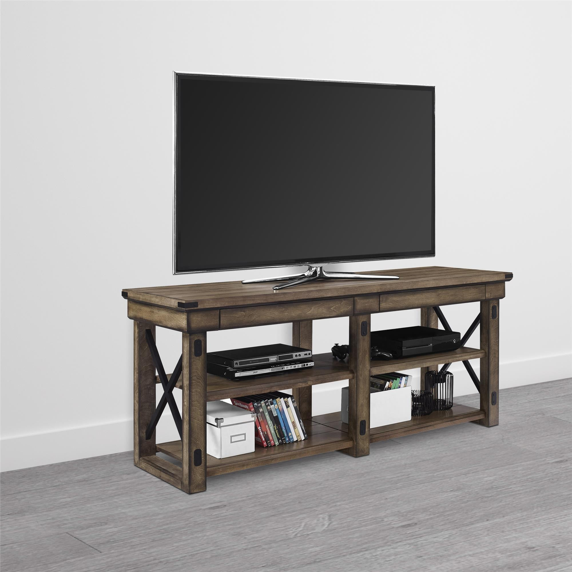 65 Inch Tv Consoles | Www.miifotos throughout Melrose Titanium 65 Inch Lowboy Tv Stands (Image 14 of 30)