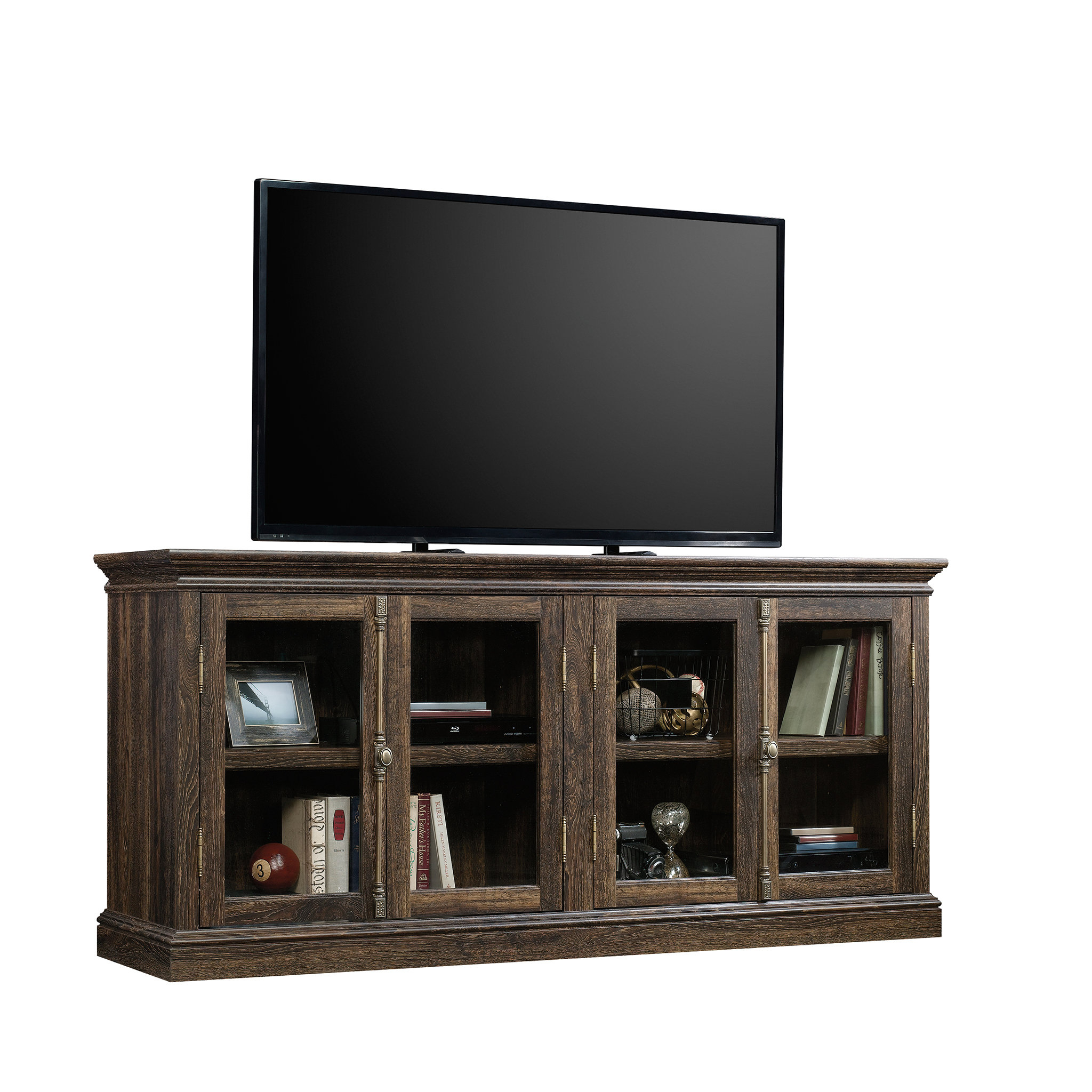 70 Inch Tv Stands | Joss & Main Within Annabelle Black 70 Inch Tv Stands (Photo 16 of 30)