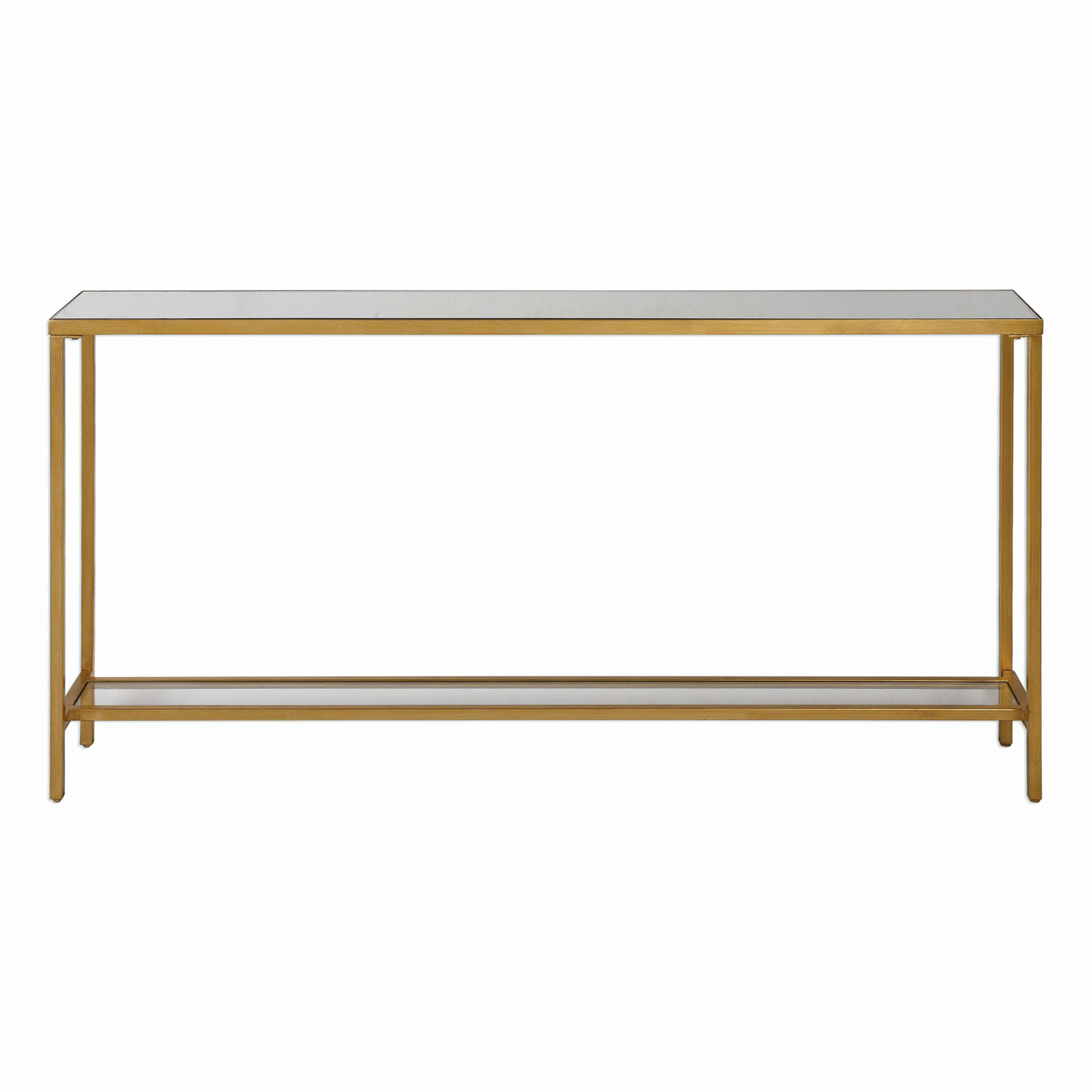 72 Inch Sofa Console Table Archives Metal Glass Console Table intended for Ventana Display Console Tables (Image 1 of 30)