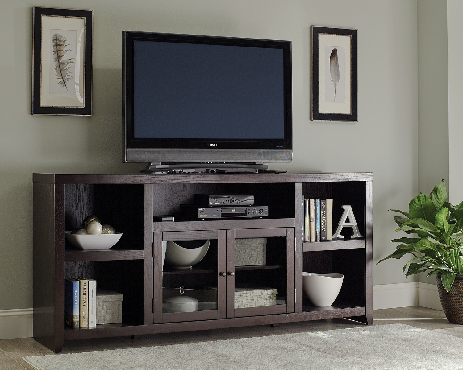 75 Inch Tv Stand | Wayfair Regarding Laurent 70 Inch Tv Stands (View 22 of 30)
