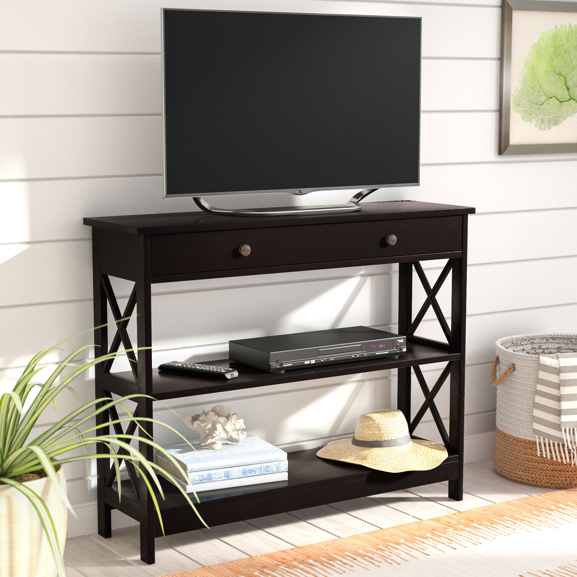 8 Inch Deep Console Table | Wayfair Regarding Oscar 60 Inch Console Tables (Photo 9 of 30)