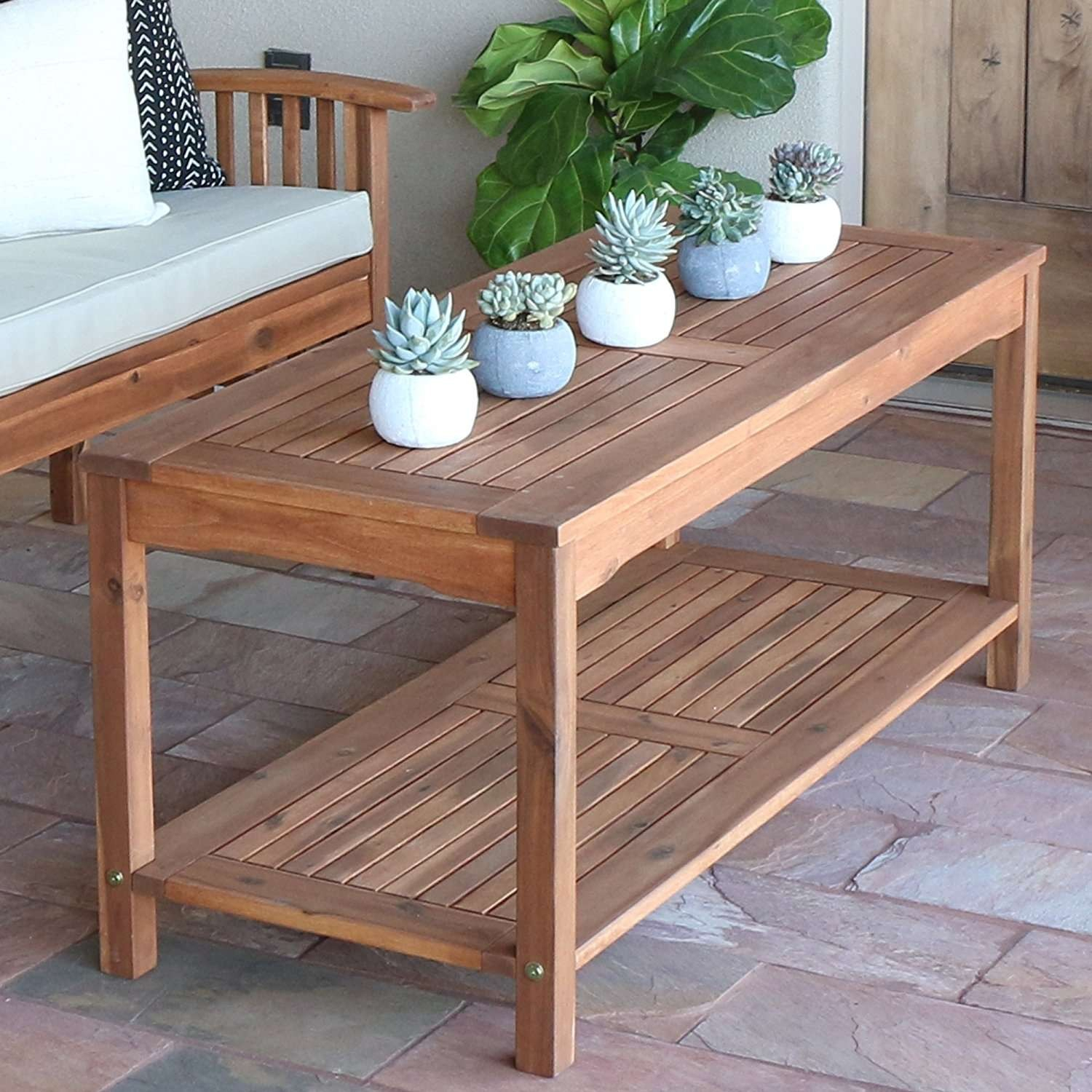 9 Crate And Barrel Concrete Coffee Table Gallery | Coffee Tables Ideas For Parsons Walnut Top & Dark Steel Base 48x16 Console Tables (View 9 of 30)
