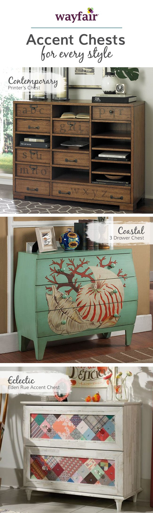 99 Best Things With Drawers Images On Pinterest | Drawers, Chest Of with Jacen 78 Inch Tv Stands (Image 11 of 30)