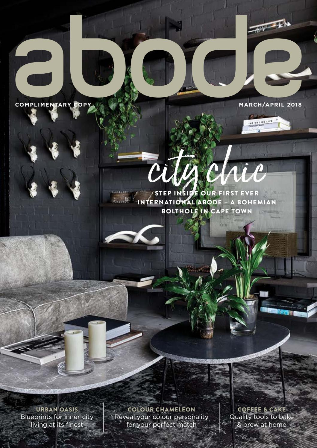 Abode Issue 34 March/april 2018twenty Seven Publishers – Issuu Within Bale Rustic Grey 82 Inch Tv Stands (View 22 of 30)