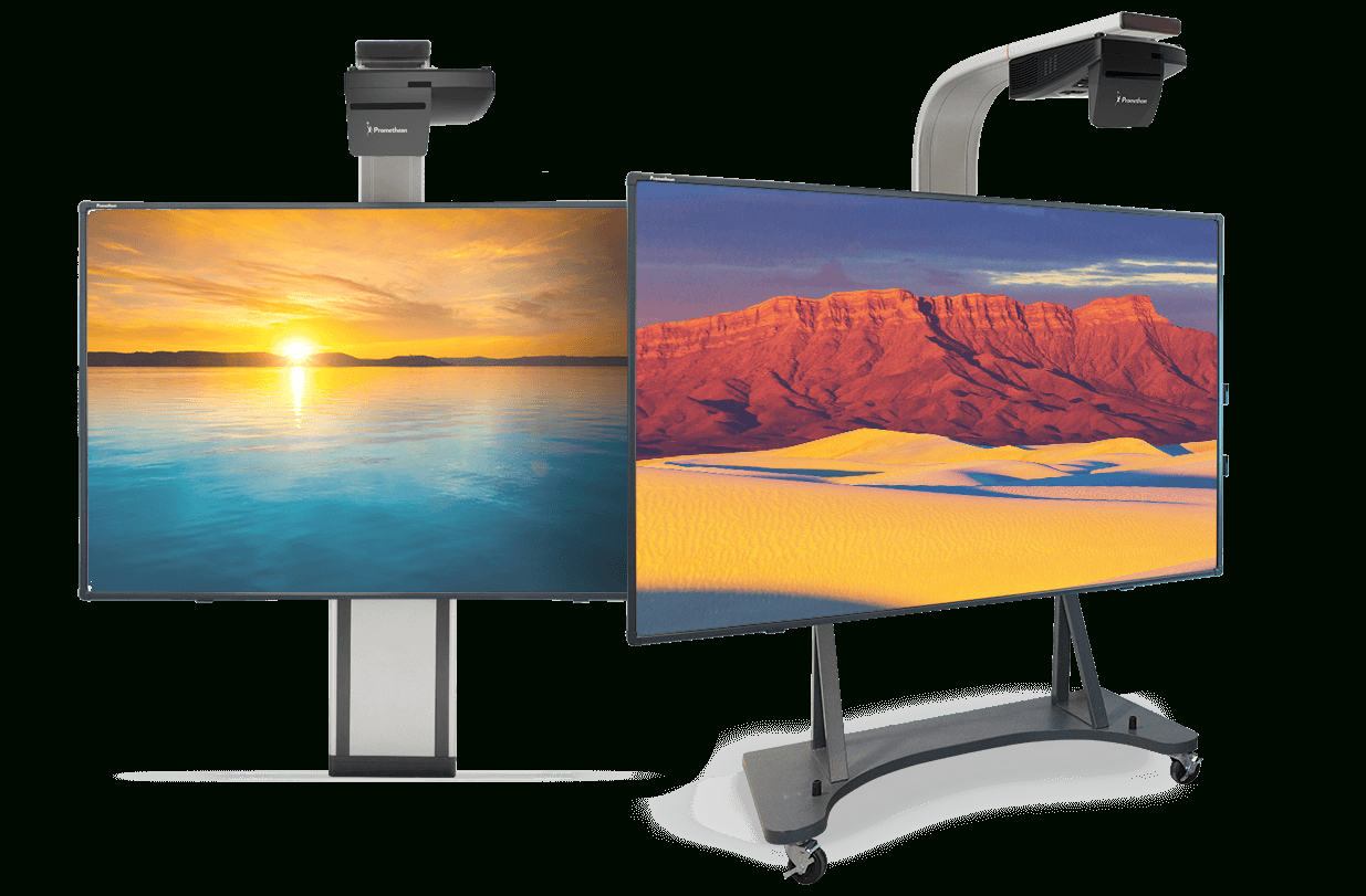 Activboard Stands - Accessories   Promethean inside Noah Aged Whiskey 66 Inch Tv Stands (Image 1 of 30)