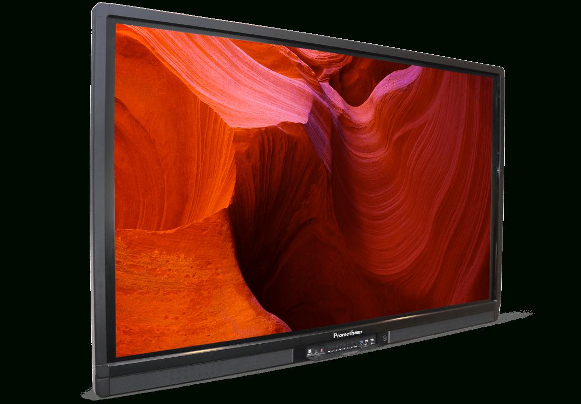 Activpanel I Series – Interactive Flat Panel Display | Promethean In Kilian Grey 74 Inch Tv Stands (View 13 of 30)