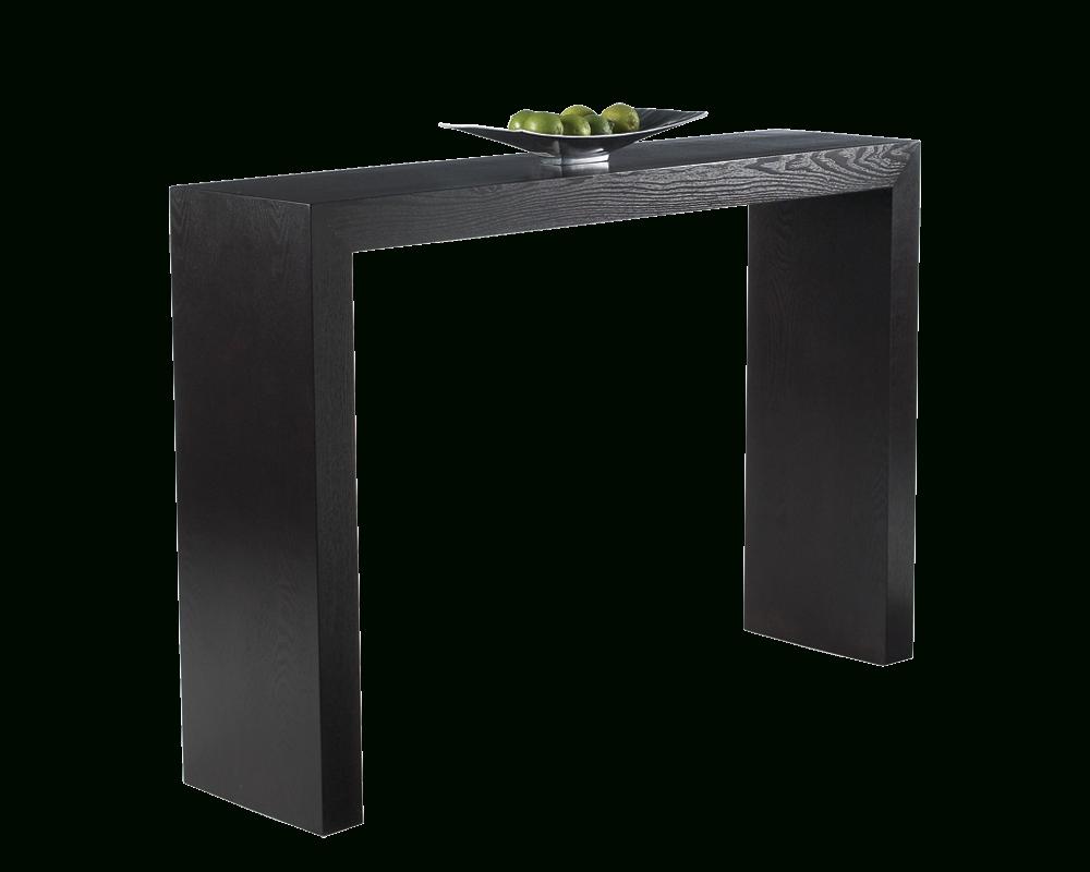 Arch Console Table – Espresso – Console Tables – Occasional Tables In Silviano 60 Inch Console Tables (View 9 of 30)