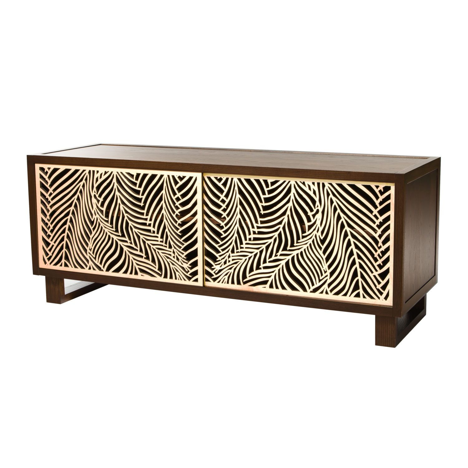 Featured Photo of Natural Cane Media Console Tables