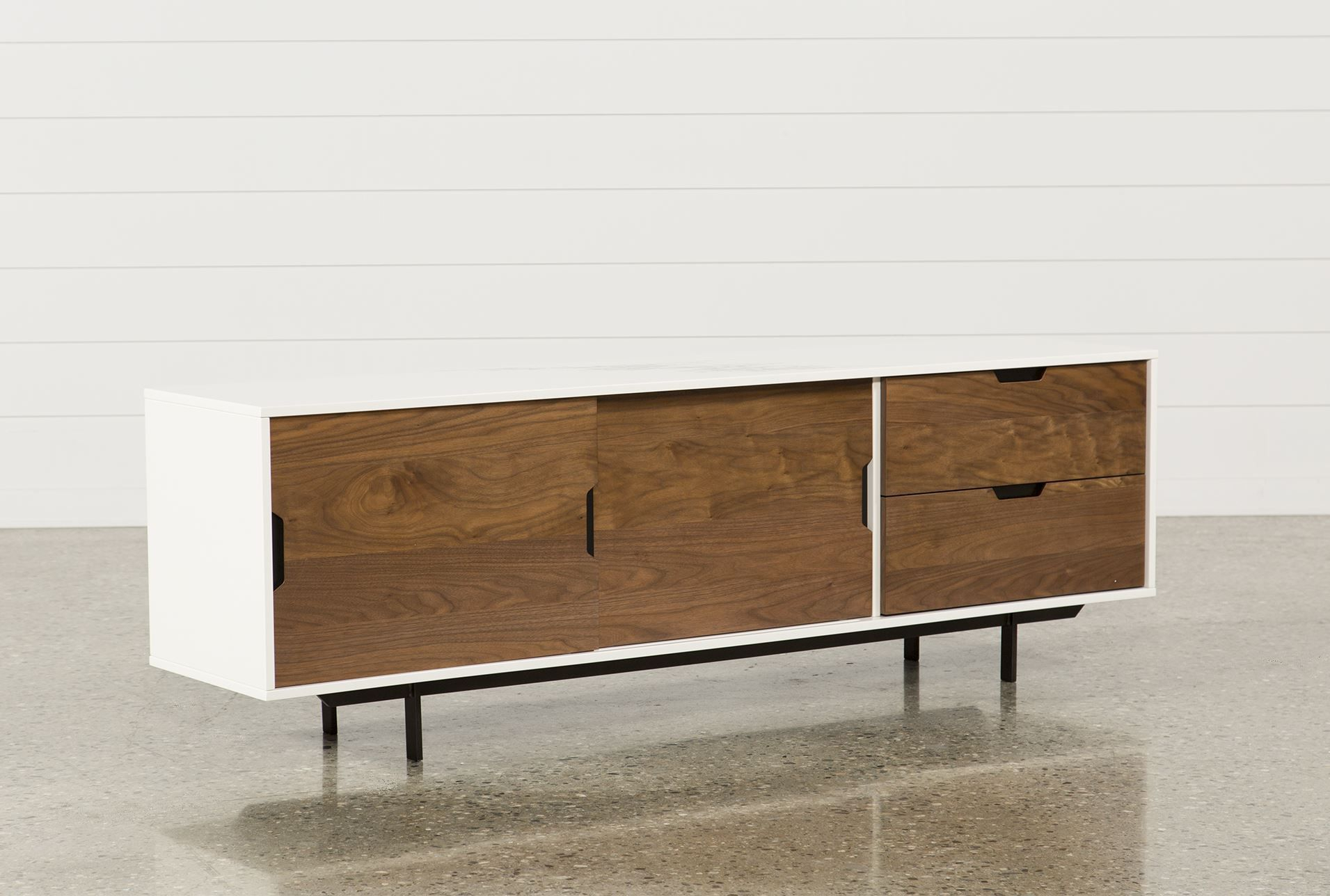 Bale 82 Inch Tv Stand   Fab Furniture   Living Spaces, Furniture, Space with regard to Sinclair White 64 Inch Tv Stands (Image 3 of 30)