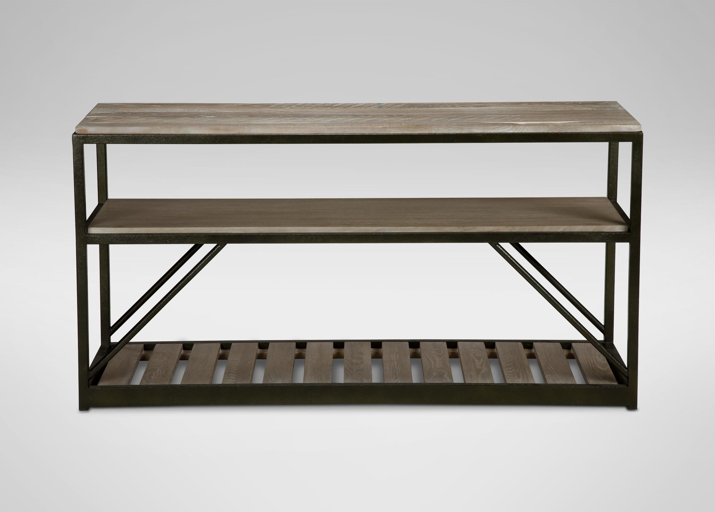 Beam Console Table| Console And Sofa Tables | Ethan Allen | Rental With Regard To Ethan Console Tables (View 22 of 30)
